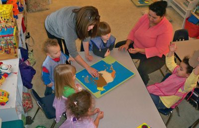 Carmel Indiana preschool and bilingual day care