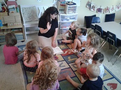 Bilingual Daycare Carmel Indiana